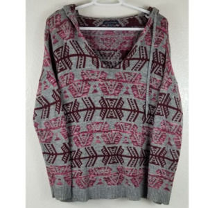 American Eagle Outfitters Sweater Poncho Sz M